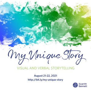 My Unique Story: Visual and Verbal Storytelling