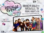 Best Night Ever: One Direction vs. Jonas Brothers
