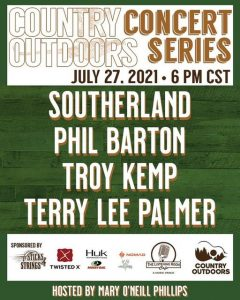 Southerland, Phil Barton, Terry Lee Palmer, and Tr...