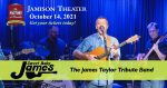Sweet Baby James – The James Taylor Tribute Band