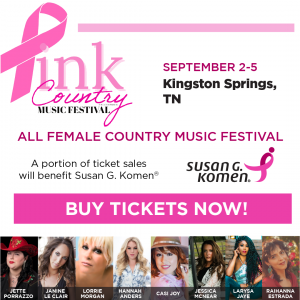 Pink Country Music Festival