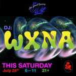 The Blue Room Bar Opening and DJ Set from WXNA