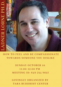 How to Feel and Be Compassionate Towards Someone Y...