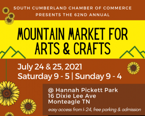 Monteagle Mountain Market for Arts & Crafts