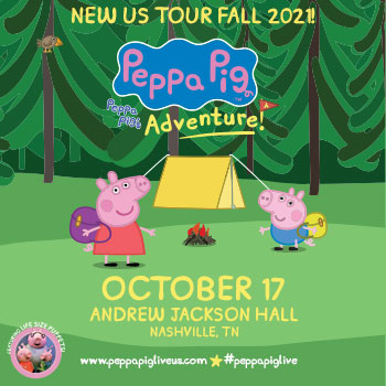 CANCELLED Peppa Pig's Adventure