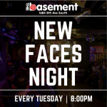 New Faces Night