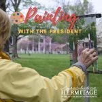 Painting with the President