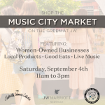 Music City Market on the Green
