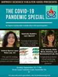 Improv Science Theater 4000 Presents: The COVID-19 Pandemic Special!