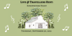 Live at Travellers Rest Songwriters Night