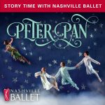 Story Time with Nashville Ballet: Featuring Characters from Neverland