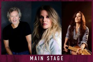 Rodney Crowell, Shannon McNally and Elizabeth Cook...