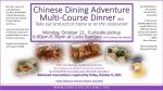 Chinese Dining Adventure #60