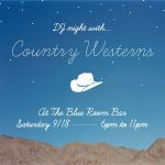 DJ Night with Country Westerns