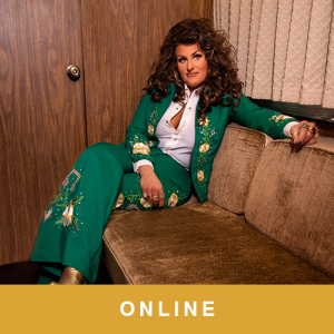 Online Program Live at the Hall: Hannah Dasher