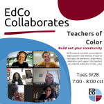Collaborates Call: Teachers of Color