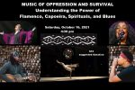 Music of Oppression and Survival: Black Arts in America Panel Discussion