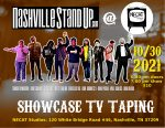 Nashville Stand-Up Comedy Showcase TV taping