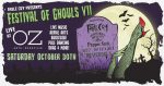 OZ Arts Nashville Celebrates Halloween with Fable Cry's Spooktacular Festival of Ghouls