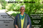 Poetry of Witness - An Evening with NC Poet Laureate Jaki Shelton Green