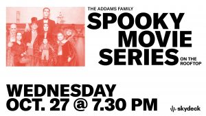 Rooftop Movie: The Addams Family
