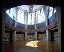 Permanent Exhibit: Hall of Fame Rotunda