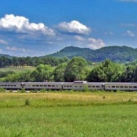 Easter Bunny Excursion Train