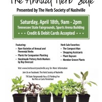The Annual Herb Sale