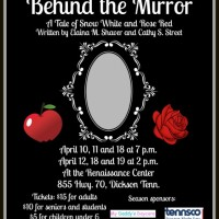 Behind The Mirror - A Tale of Snow White and Rose Red