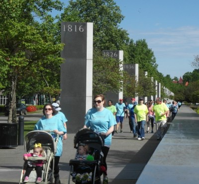 8th Annual Walk Me Home 5K Walk for Foster Care