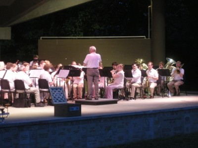 Community Band Memorial Day Concert
