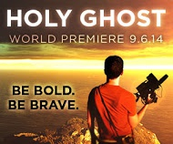Holy Ghost (the movie)