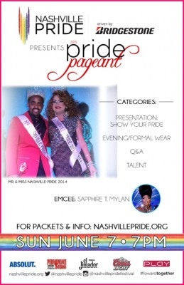 Annual Pride Pageant