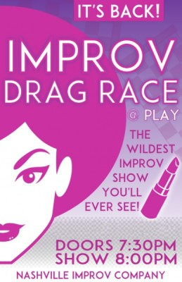 The Return of Improv Drag Race at Play!