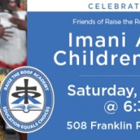 Friends of Raise the Roof Concert, featuring Imani African Children's Choir
