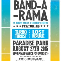 The Young Invincibles Band-A-Rama w/ Turbothrust and Lost Republic