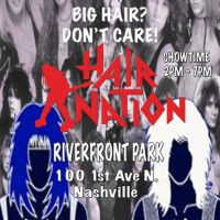 Big Hair? Don't Care! 80's Hair Nation