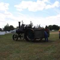 10th Annual Days Gone By Tractor Show & Threshing