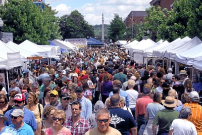 (CANCELLED) Franklin Main Street Festival