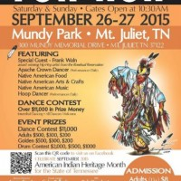 34th Annual Mt. Juliet Powwow