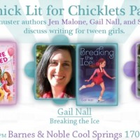 Chick Lit for Chicklets Panel