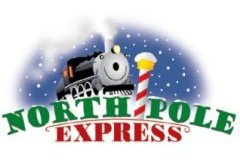 North Pole Express with Santa