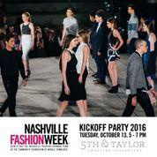 Nashville Fashion Week Kickoff Party - SOLD OUT