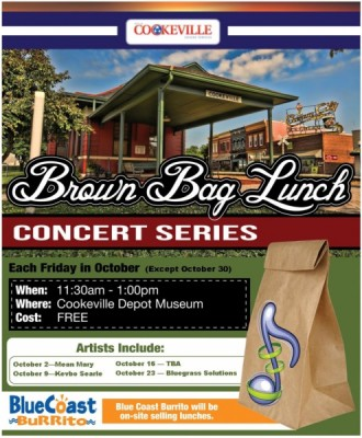 Brown Bag Lunch Concert Series