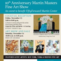 Martin Masters Fine Art Show Cocktail Party