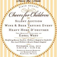 6th Annual Cheers 4 Children