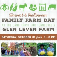 Halloween and Harvest Family Farm Day