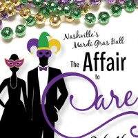 SEYA's The Affair to Care Mardi Gras Ball presented by First Tennessee Foundation