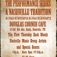The Performance Series - A Nashville Tradition