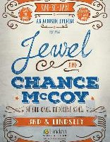 An Acoustic Evening featuring JEWEL and Chance McCoy of Old Crow Medicine Show